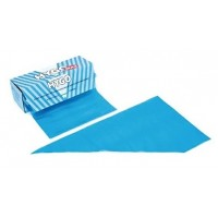 "HYGOMAX PIPING BAG 21"" (GRIPPY SURFACE, BLUE BAGS)"