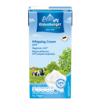 Whipping Cream 30% Fat