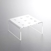 PLASTIC CORNET HOLDER - SQUARE