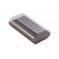 MACADO12 MACARON BOX - BROWN
