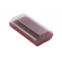 MACADO12 MACARON BOX - RED